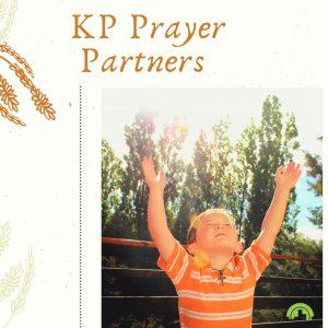 Kidz Point Prayer Partners
