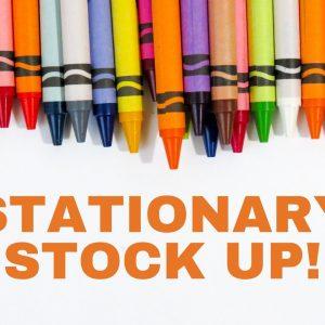 Stationary stock up