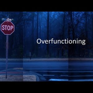 What Do I Need To Stop Doing – Part 2: Overfunctioning